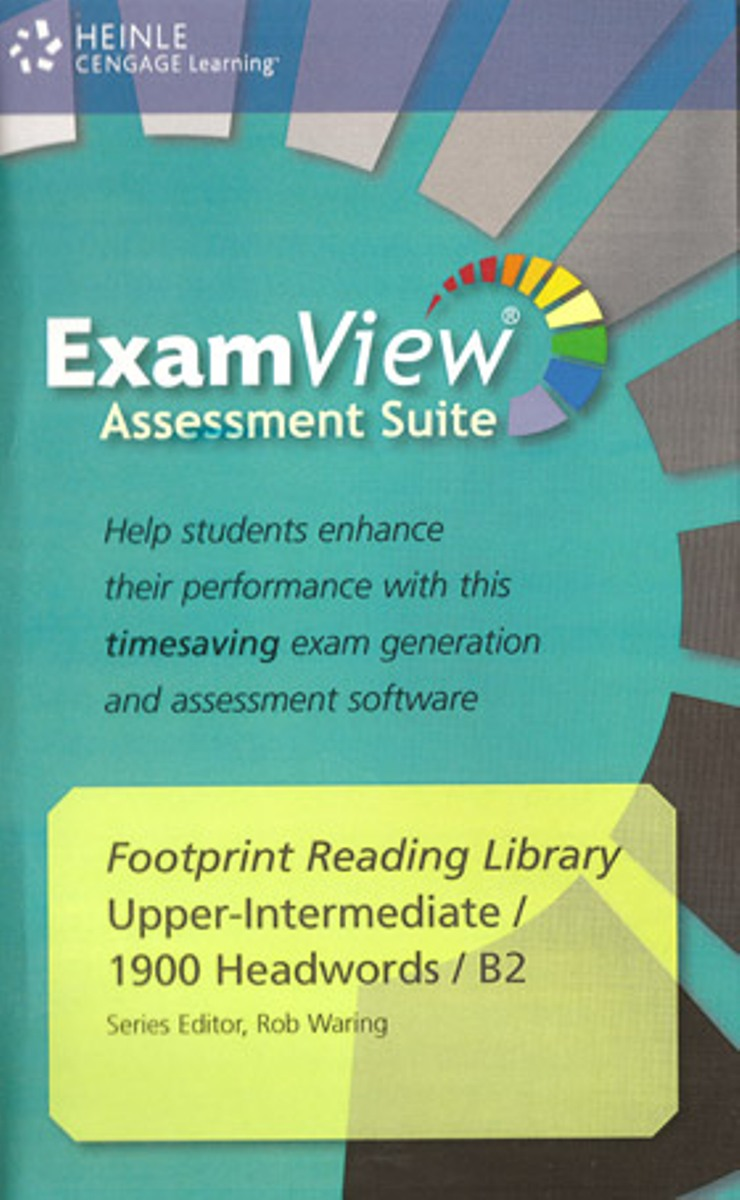 Footprint Reading Library 1900 - ExamView CD-ROM(x1) footprint reading library 3000 mars on earth