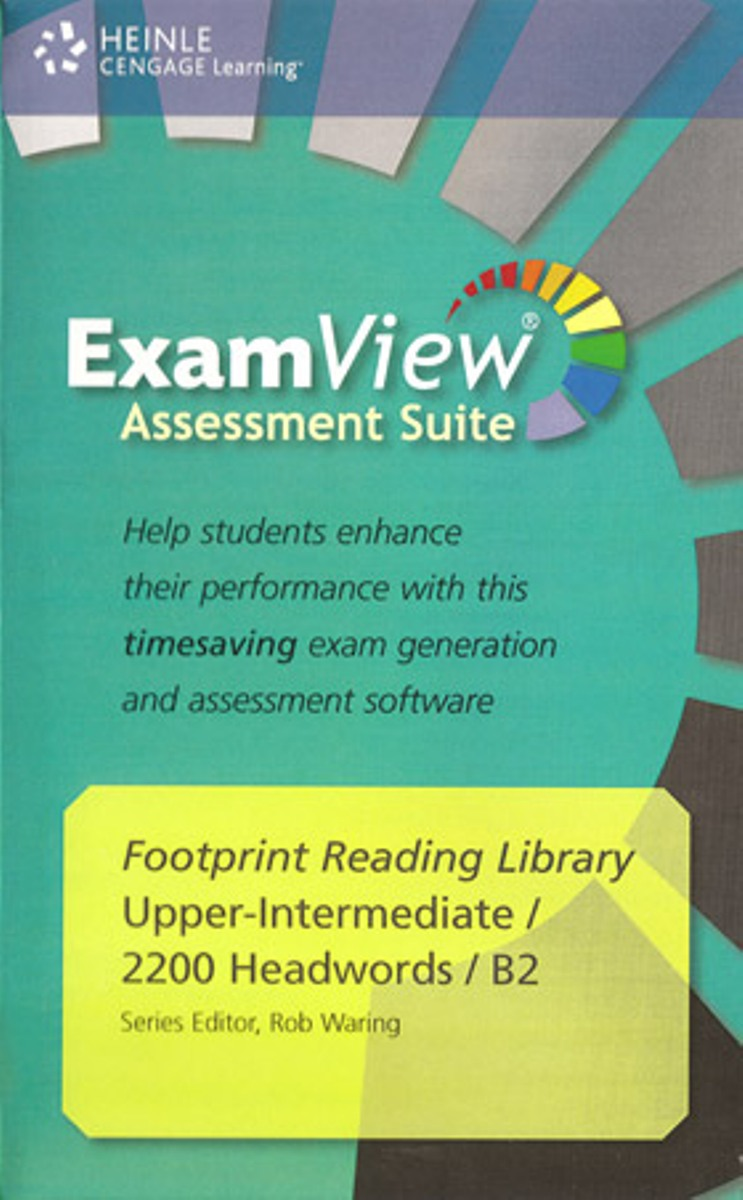 Footprint Reading Library 2200 - ExamView CD-ROM(x1) footprint reading library 3000 mars on earth