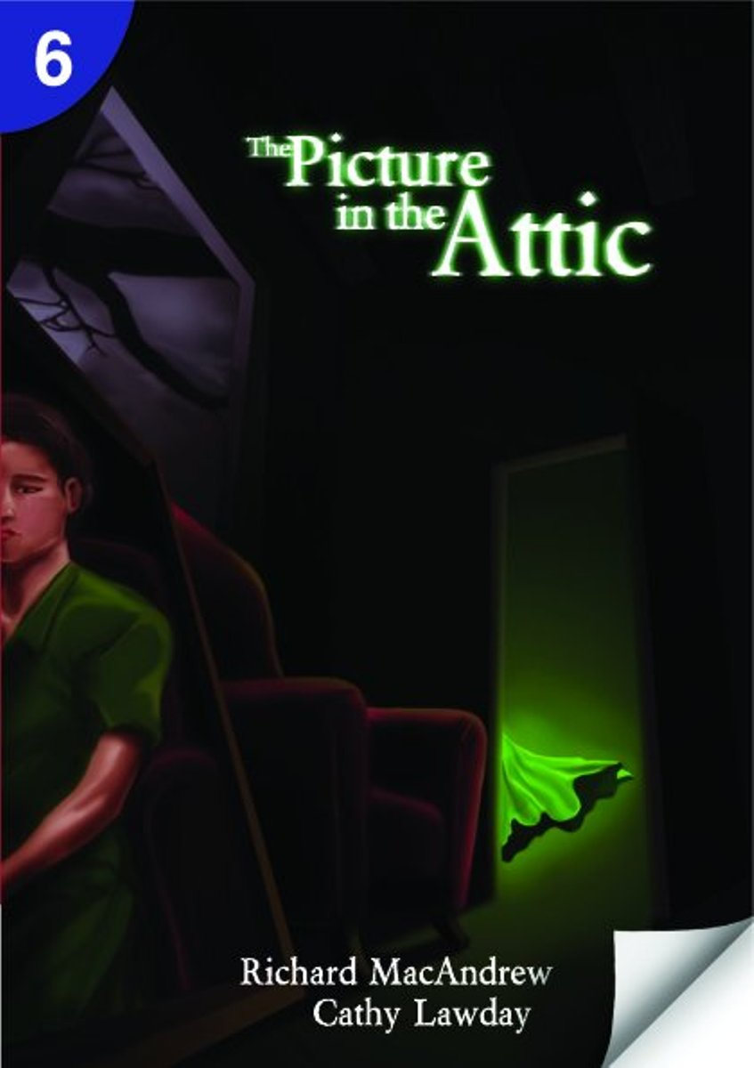 Page Turners 6: Picture In The Attic стул page