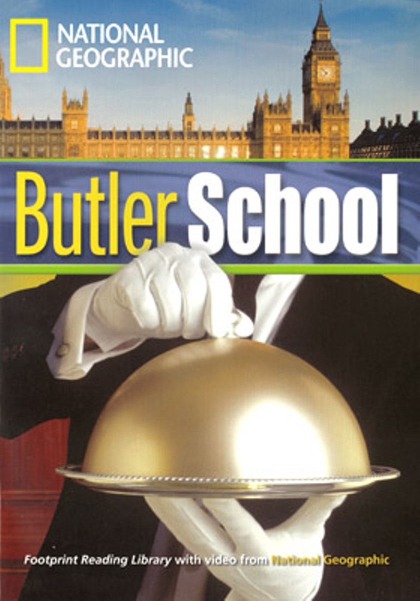 Footprint Reading Library 1300: Butler School [Book with Multi-ROM(x1)] footprint reading library 3000 mars on earth