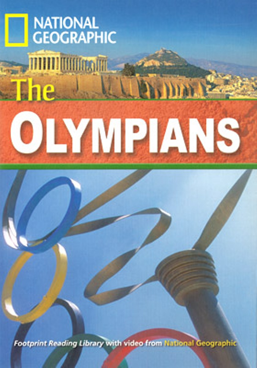 Footprint Reading Library 1600: The Olympians [with Multi-ROM(x1)] footprint reading library 3000 mars on earth