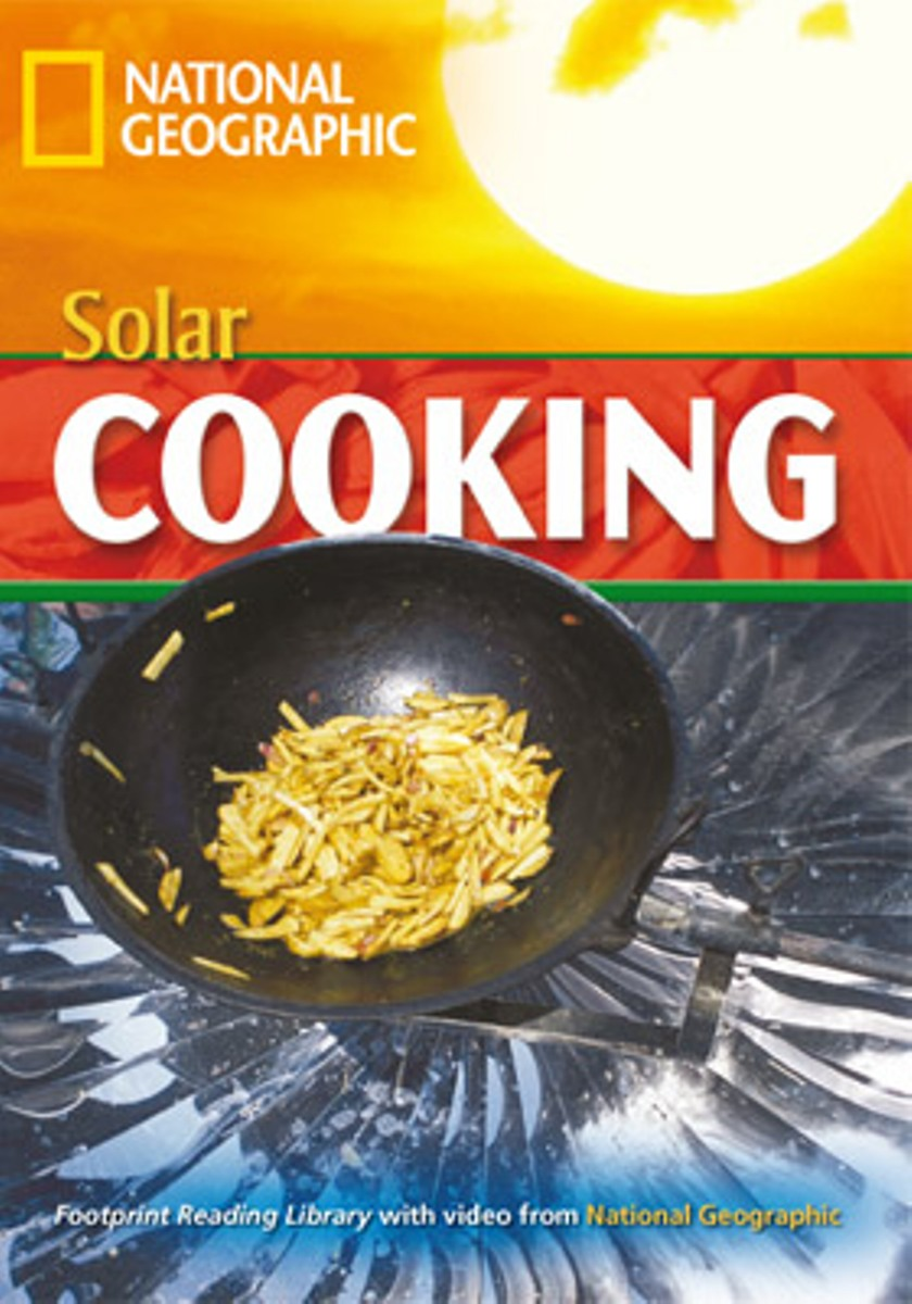 Footprint Reading Library 1600: Solar Cooking [with Multi-ROM(x1)] footprint reading library 3000 mars on earth