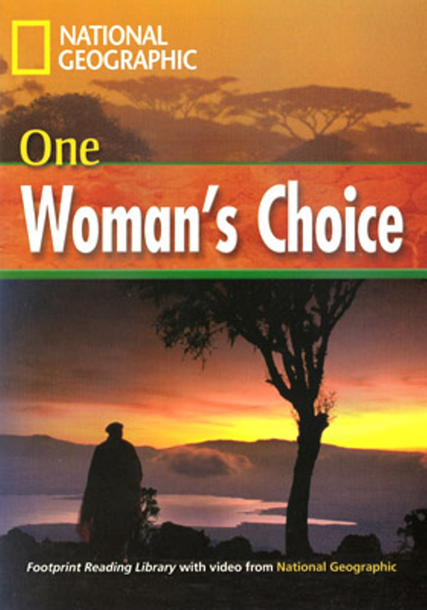 Footprint Reading Library 1600: One Womans Choice [with Multi-ROM(x1)]