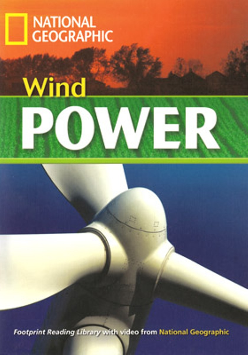 Footprint Reading Library 1300: Wind Power [with Multi-ROM(x1)] footprint reading library 3000 mars on earth
