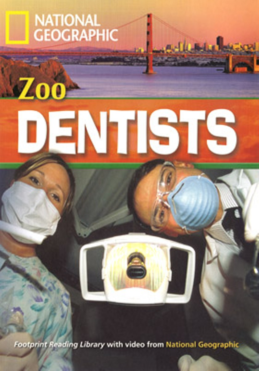Footprint Reading Library 1600: Zoo Dentists [with Multi-ROM(x1)] footprint reading library 3000 mars on earth
