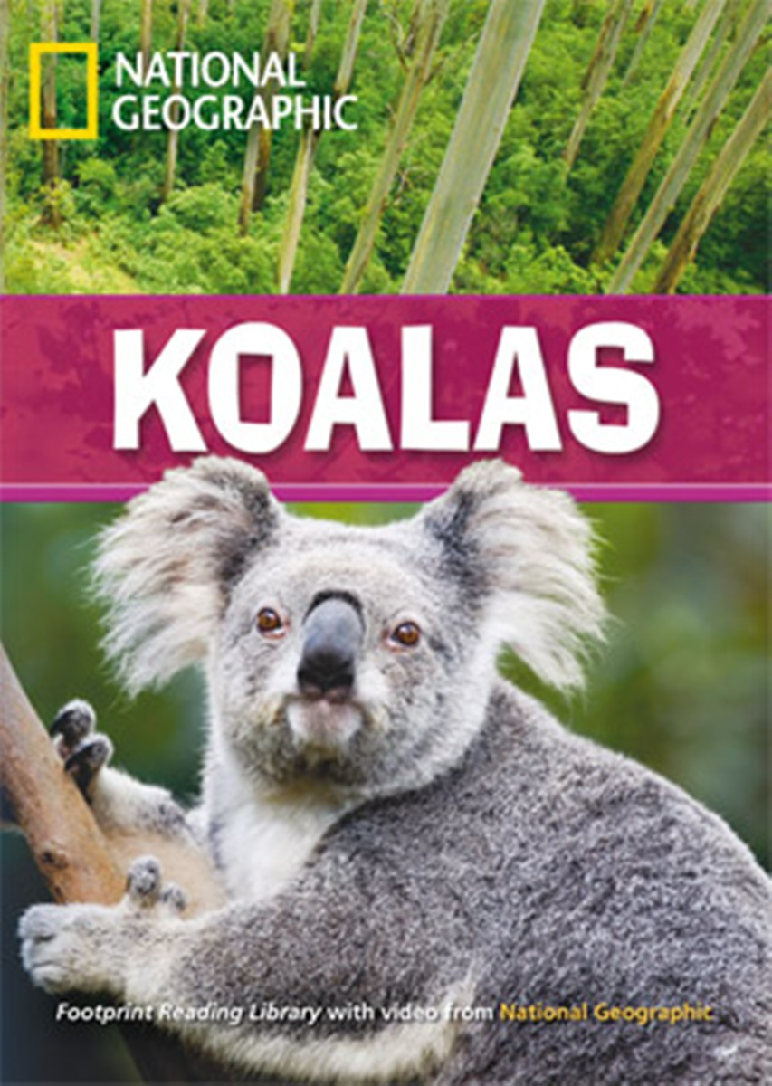 Footprint Reading Library 2600: Koalas [Book with Multi-ROM(x1)] oras solina 1994y