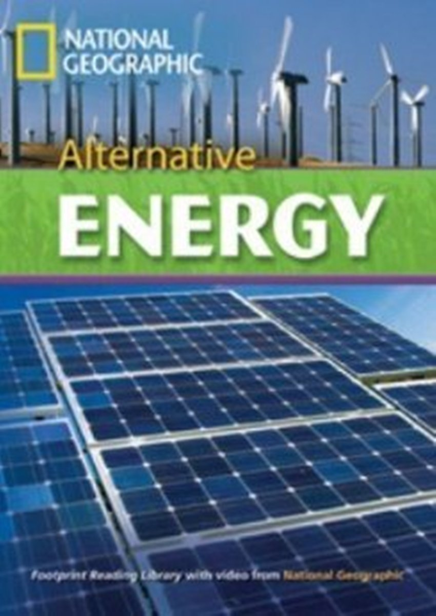 Footprint Reading Library 3000: Alternative Energy [Book with Multi-ROM(x1)] распылитель hagen гибкий 88см