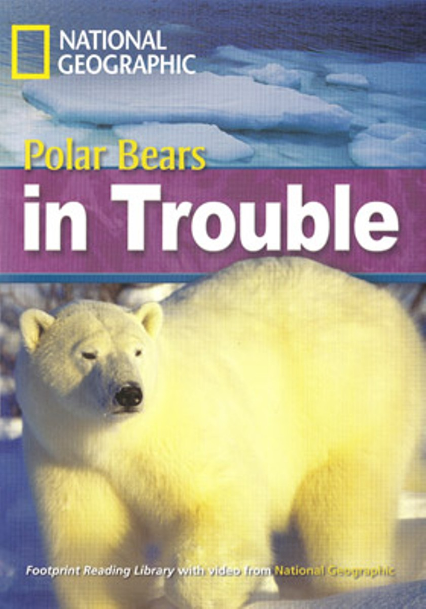 Footprint Reading Library 2200: Polar Bears in Trouble [Book with Multi-ROM(x1)] the trouble with paradise