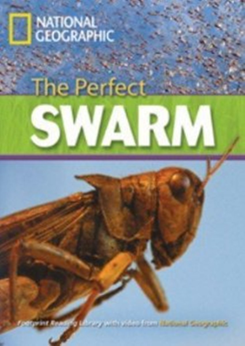 Footprint Reading Library 3000: The Perfect Swarm [Book with Multi-ROM(x1)] footprint reading library 3000 mars on earth