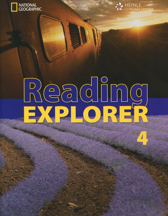 Reading Explorer 4: Student's Book (+ CD-ROM) oxford reading tree read with biff chip and kipper reading skills activity book