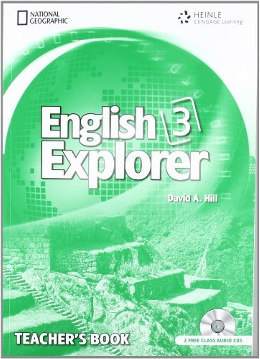 English Explorer 3: Teacher's Book (+ 2 CD) leaving microsoft to change the world level 3 cd