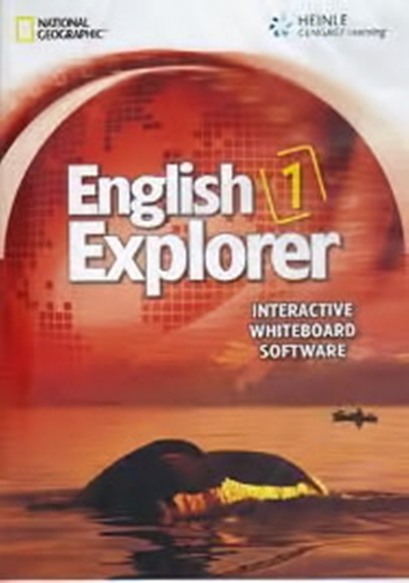 English Explorer 1 Interactive Whiteboard Software CD-ROM(x1)