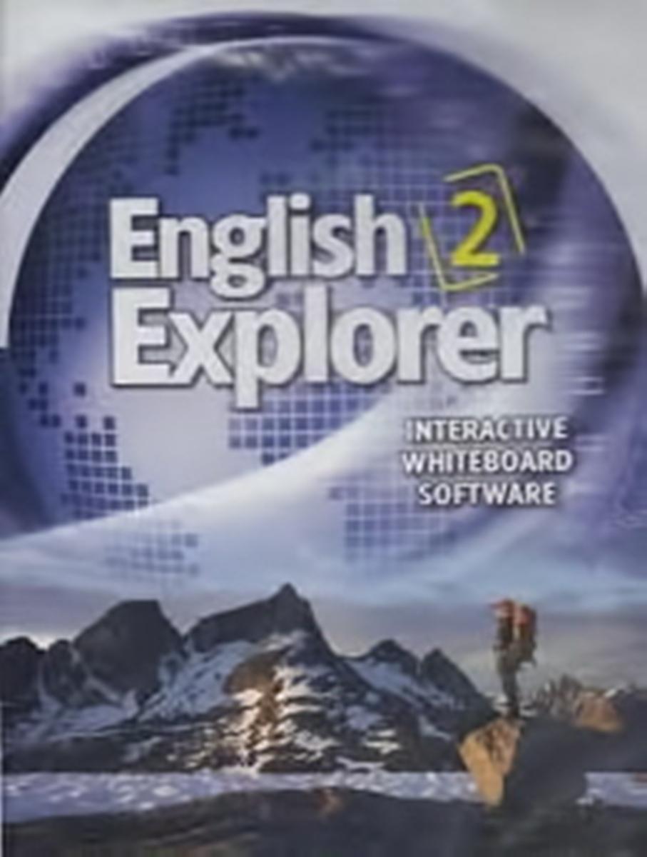 English Explorer 2 Interactive Whiteboard Software CD-ROM(x1) english explorer 4 interactive whiteboard software cd rom x1