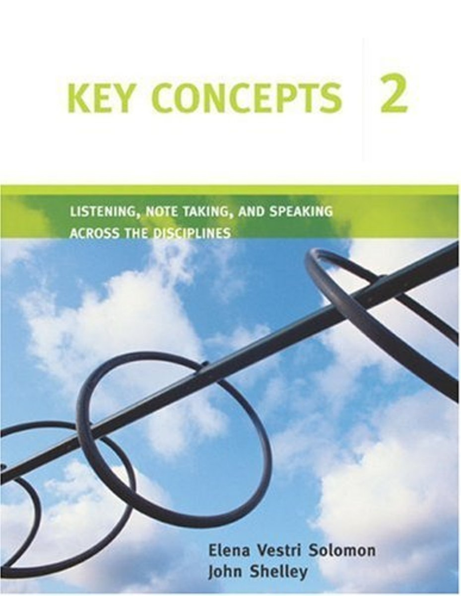 Key Concepts 2: Student's Book (Listening/Notetaking/Speaking Across Disc) prepare and practice for the toeic test student s book with answer key