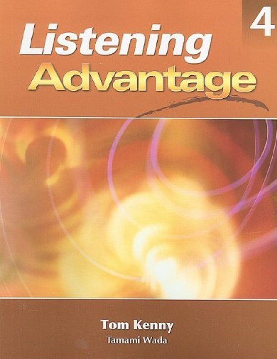 Listening Advantage 4 Student's Book [with Audio CD(x1)] listen in book 3 student s book [with audio cd x1 ]