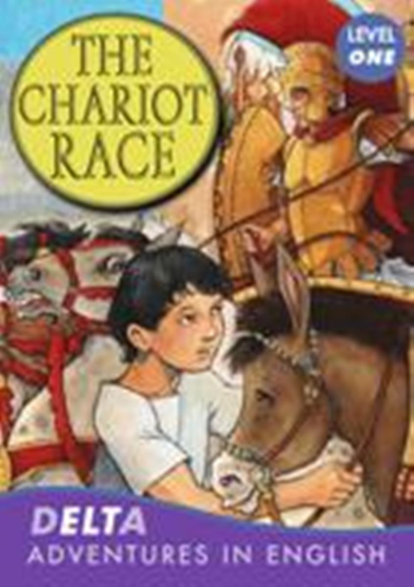 DELTA Adventure Readers 1: The Chariot Race [with Audio CD(x1)] touchstone teacher s edition 4 with audio cd