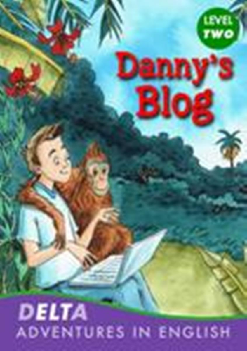 DELTA Adventure Readers 2: Danny's Blog [with Audio CD(x1)] mathey tissot h1886ai