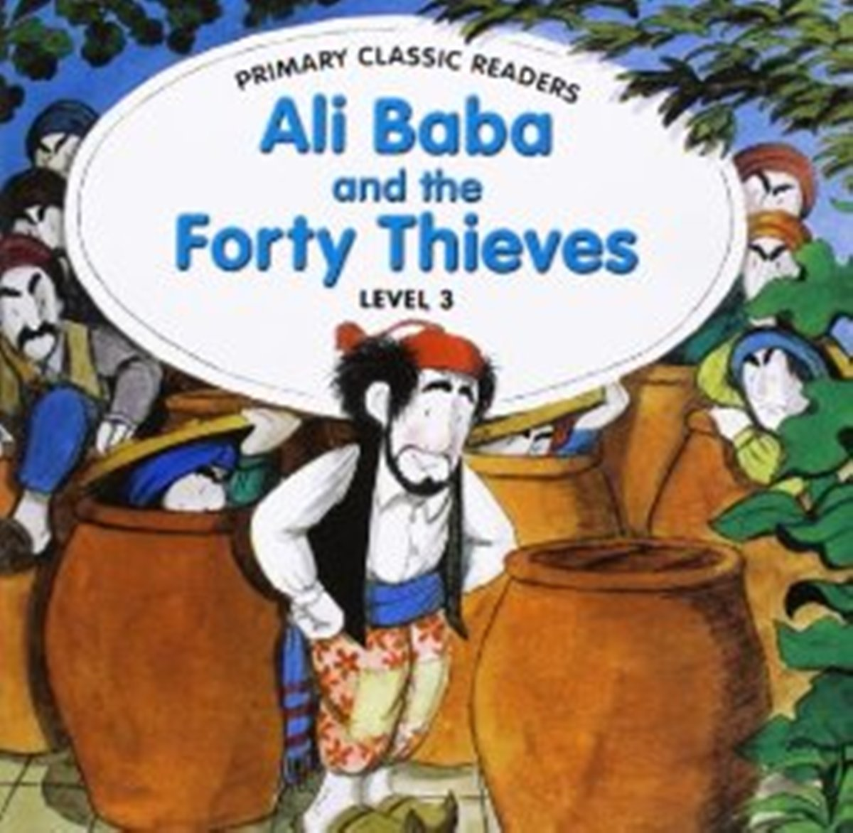 Classics 3*: Ali Baba & Forty Thieves [Book with Audio CD(x1)] primary colours pupil s book level 4 primary colours page 5