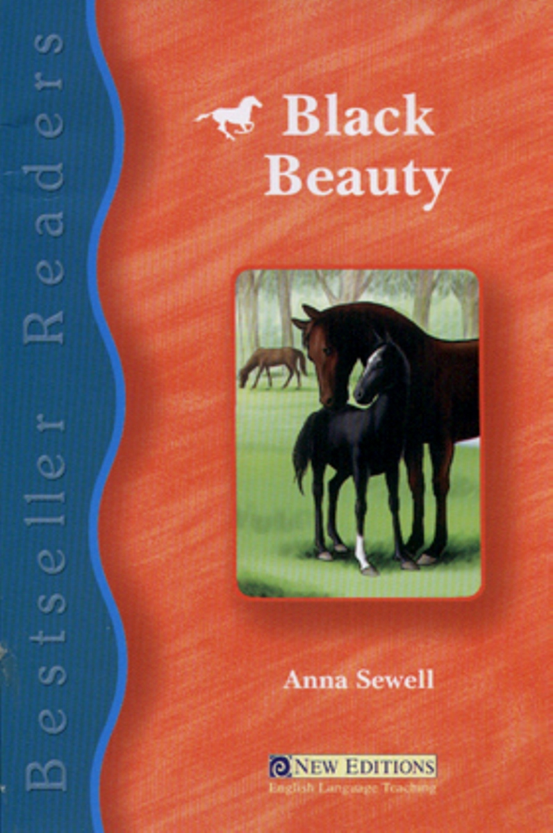 Bestsellers 2: Black Beauty [Book with Audio CD(x1)] merry team 6 activity book audio cd
