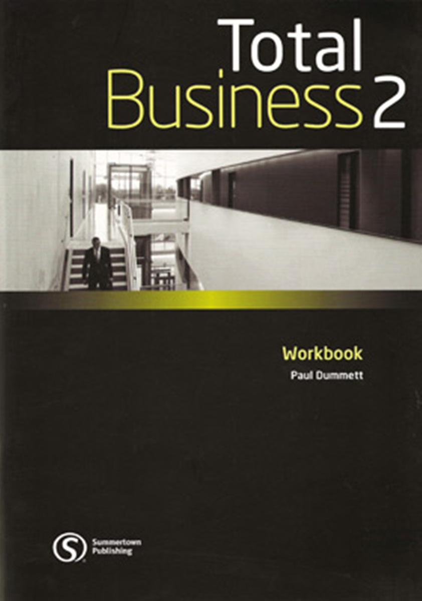 Total BusinEssential 2 Intermediate Workbook (with Key) total english intermediate workbook