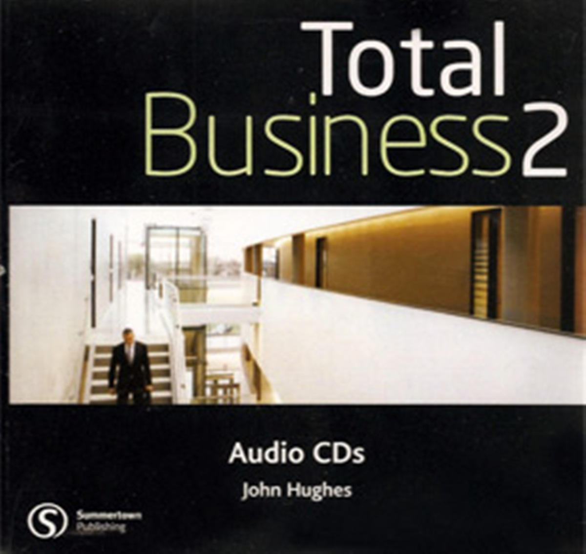 Total BusinEssential 2 Intermediate Class Audio CD(x1) collins english for business pre intermediate business grammar