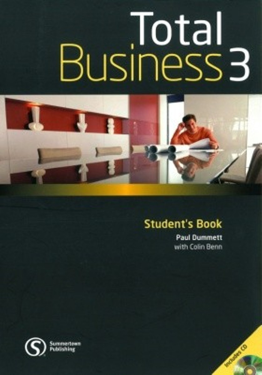 Total BusinEssential 3 Upper-Intermediate Student's Book [with Audio CD(x1)] new english file upper intermediate students book six level general english course for adults