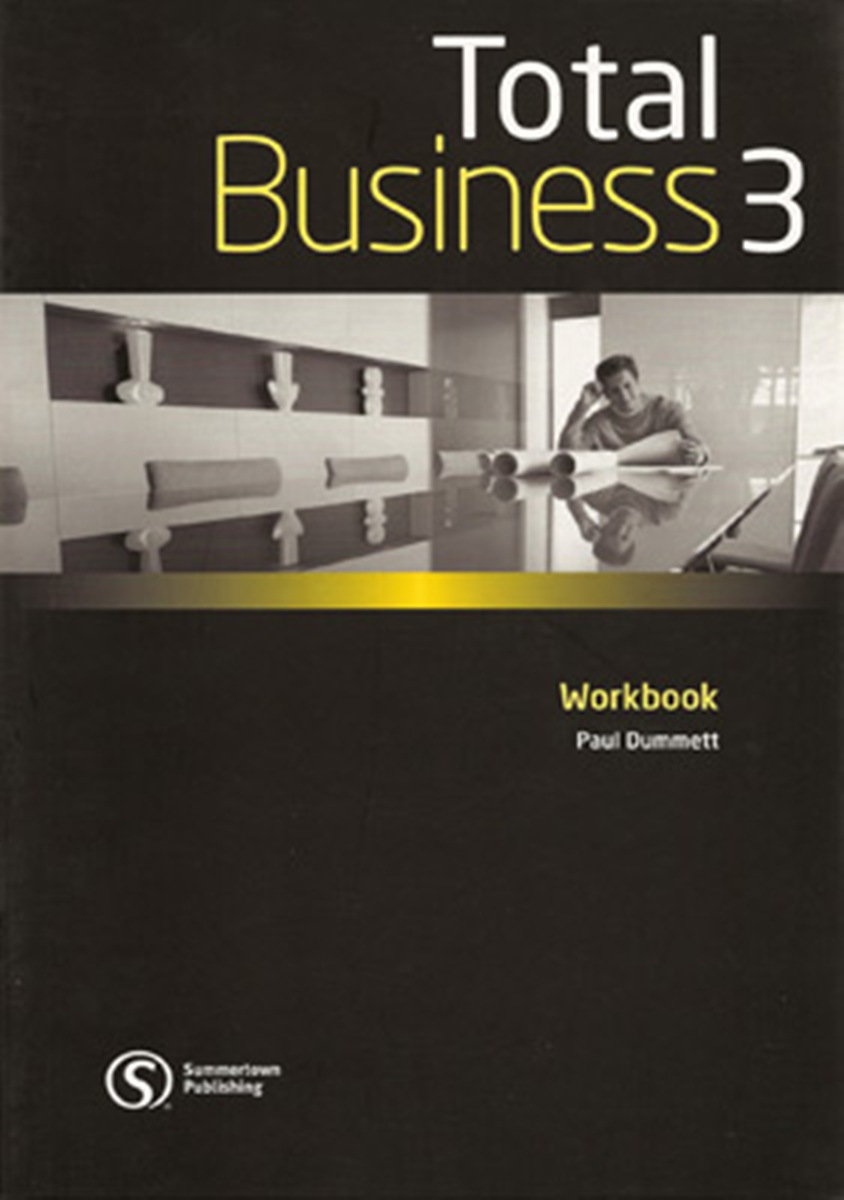 Total BusinEssential 3 Upper-Intermediate Workbook (with Key) cambridge english business benchmark upper intermediate business vantage student s book