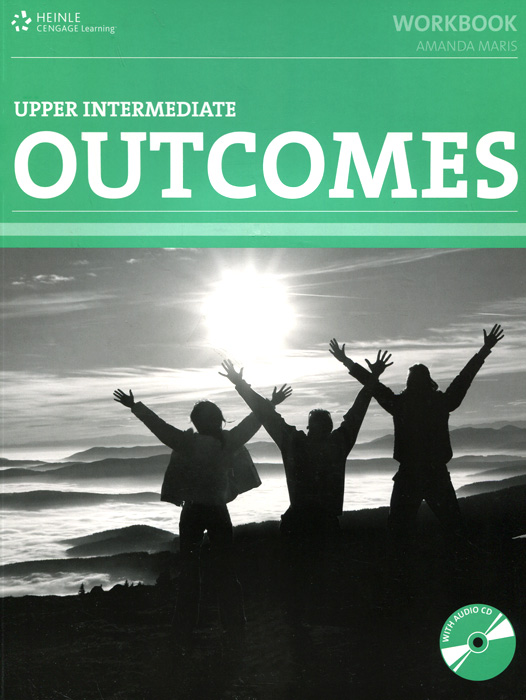 Outcomes: Upper Intermediate: Workbook (+ CD) new total english intermediate workbook with key cd