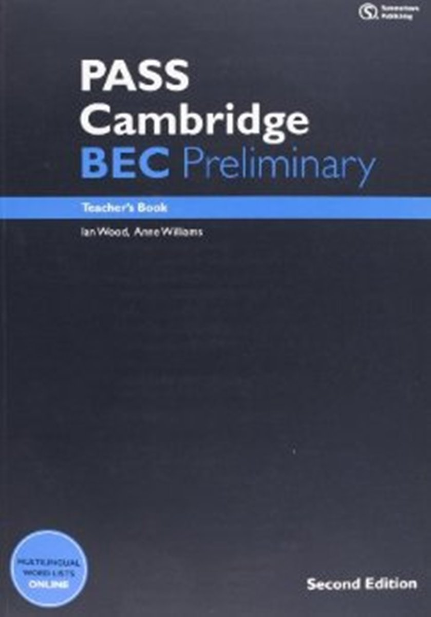 PASS Cambridge BEC Preliminary TB + Class Audio CDs hewings martin thaine craig cambridge academic english advanced students book