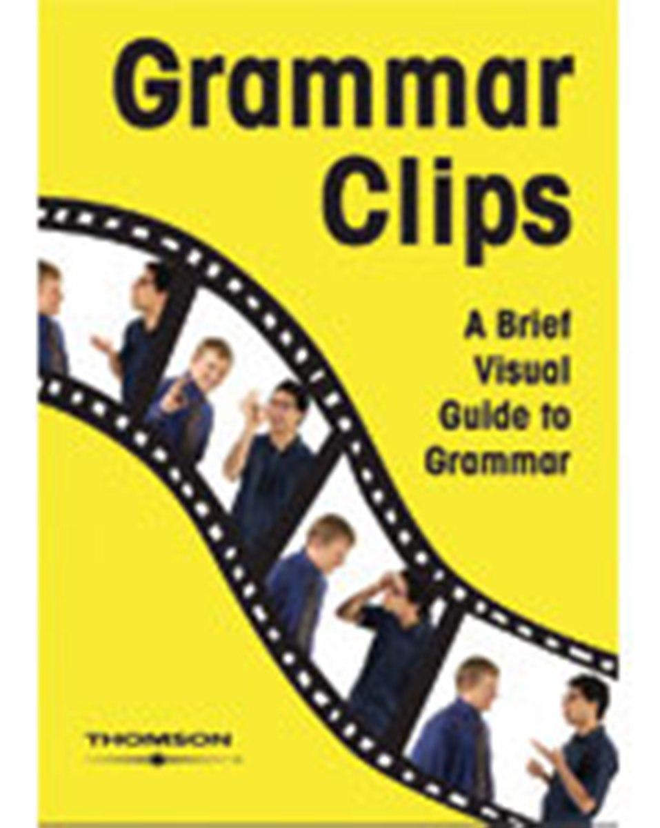 Grammar Clips Workbook книги проспект english verb tenses for lazybones времена английских глаголов для ленивых