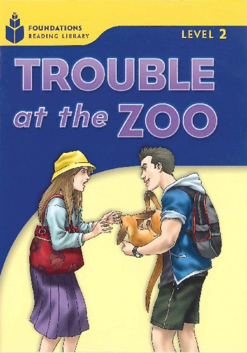 Foundation Readers 2.3: Trouble At The Zoo mike at wrykyn