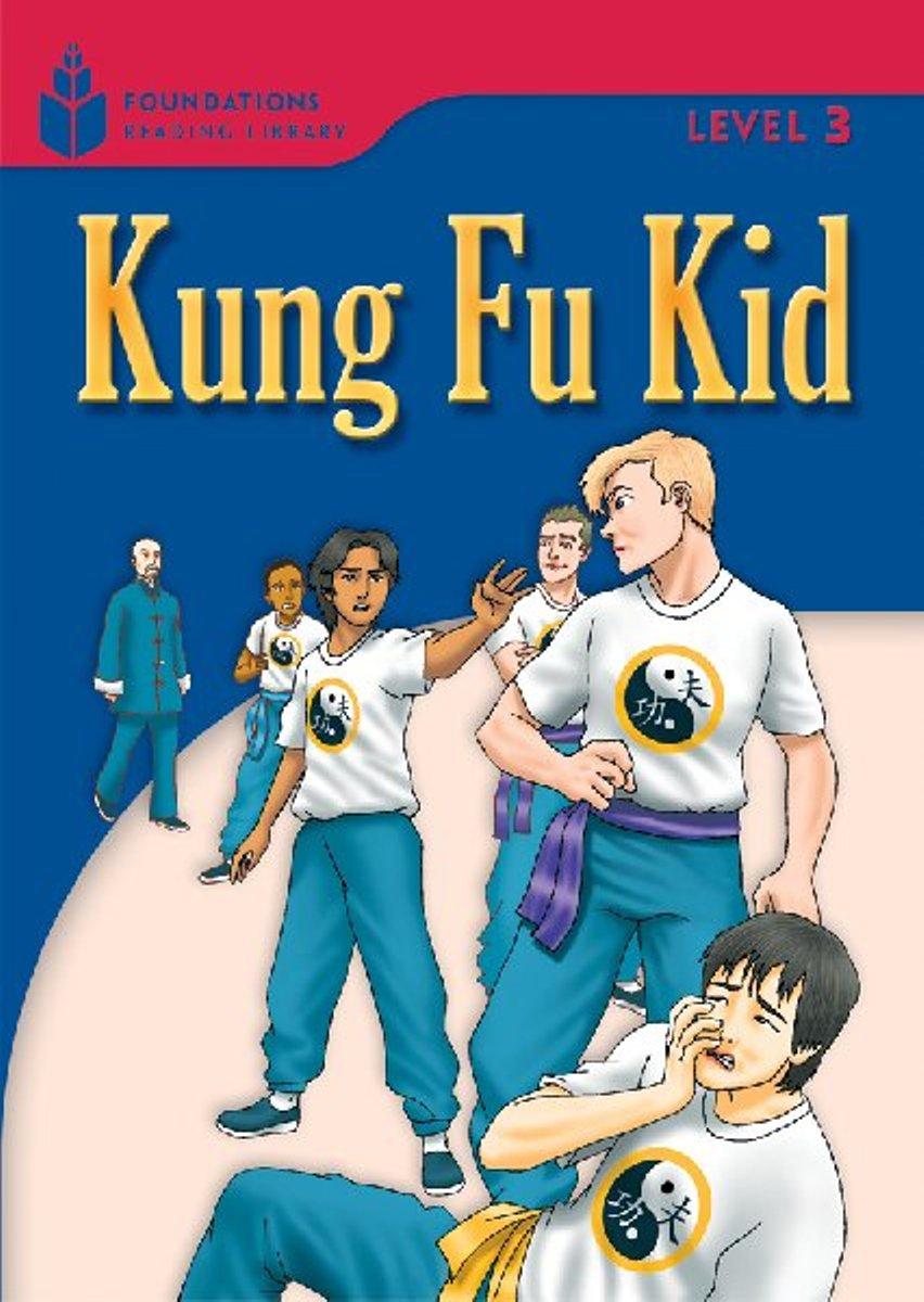 Foundation Readers 3.2: Kung Fu Kid сумка printio kung fu panda