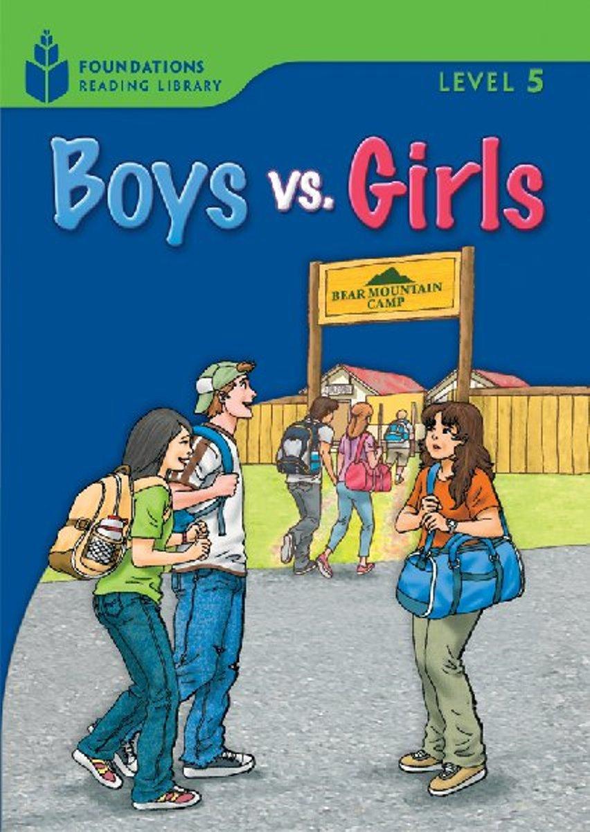 Foundation Readers 5.4: Boys Vs.Girls