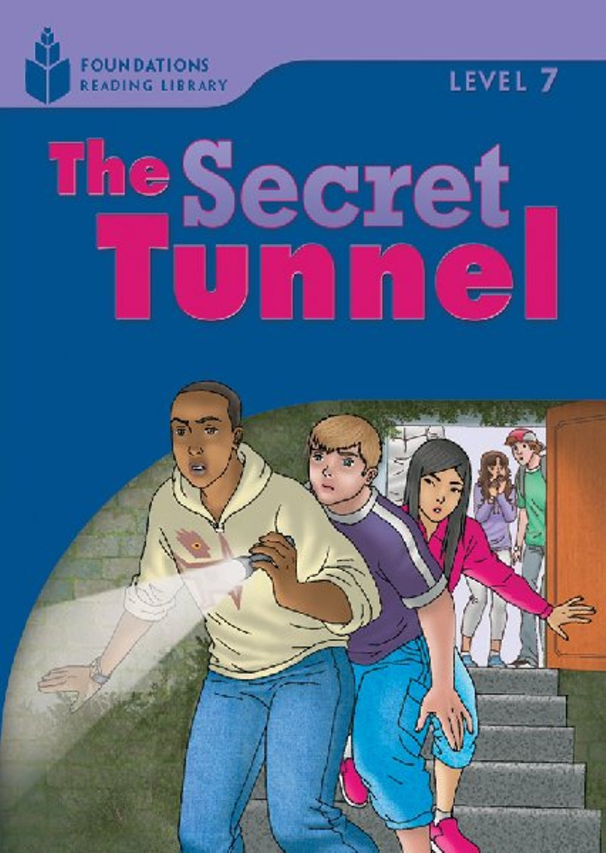 Foundation Readers 7.4: The Secret Tunnel the british museum is falling down