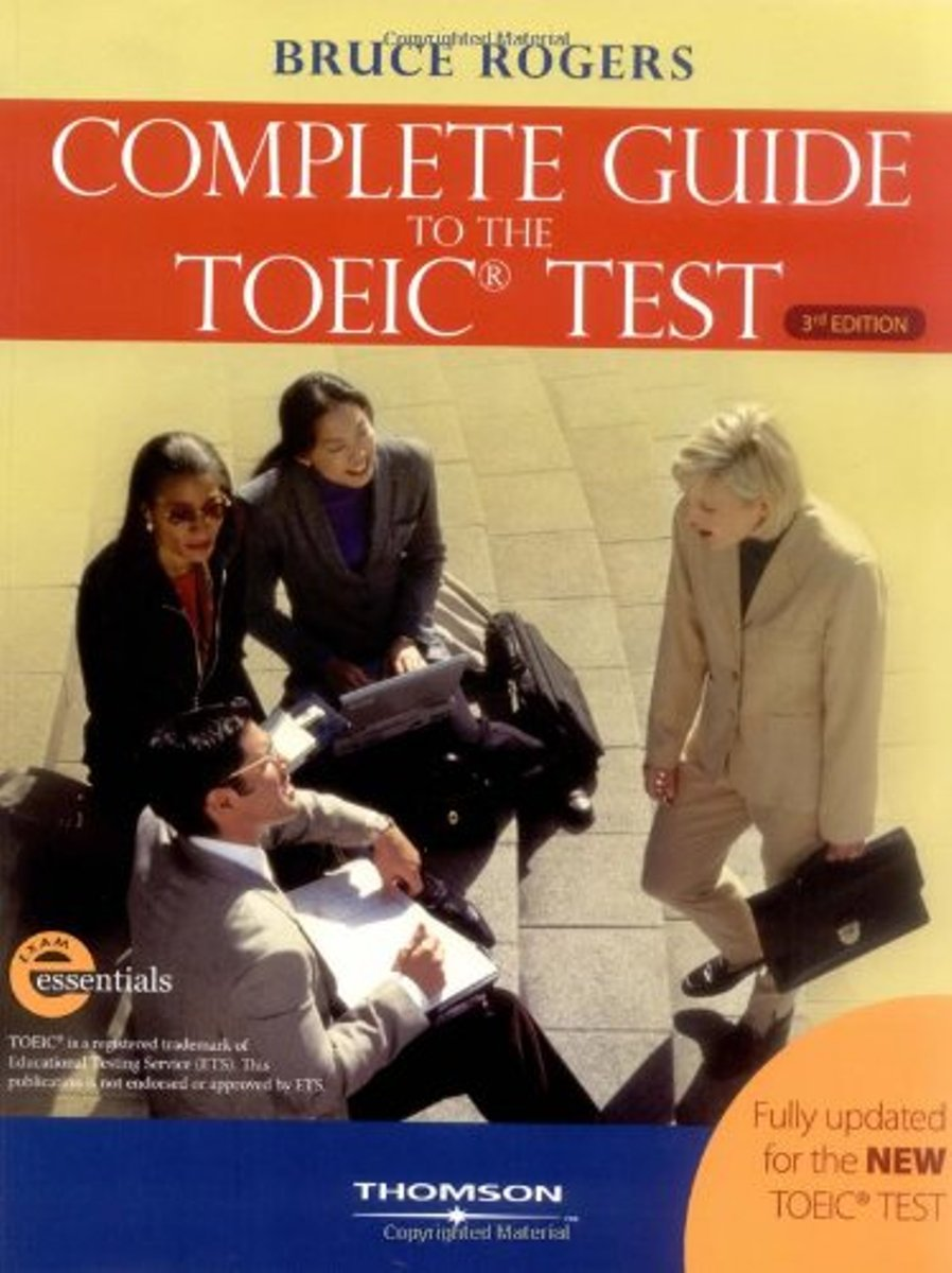 The Complete Guide to the TOEIC Test: Student Book key words for the toeic test