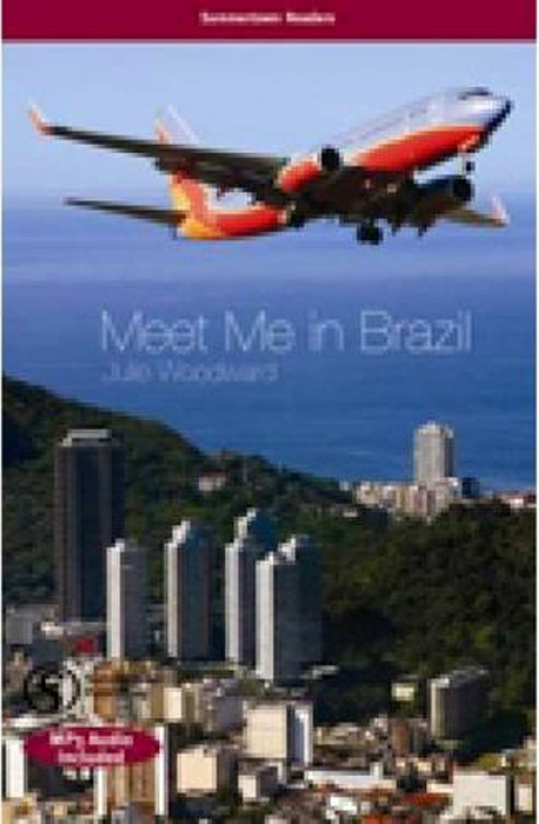 Summertown Readers: Meet Me In Brazil Student's Book [with Audio CD(x1)] team up 1 sb reader with audio cd