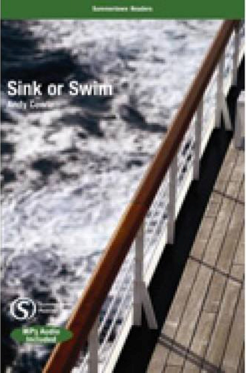 Summertown Readers: Sink Or Swim Student's Book [with Audio CD(x1)] team up 1 sb reader with audio cd