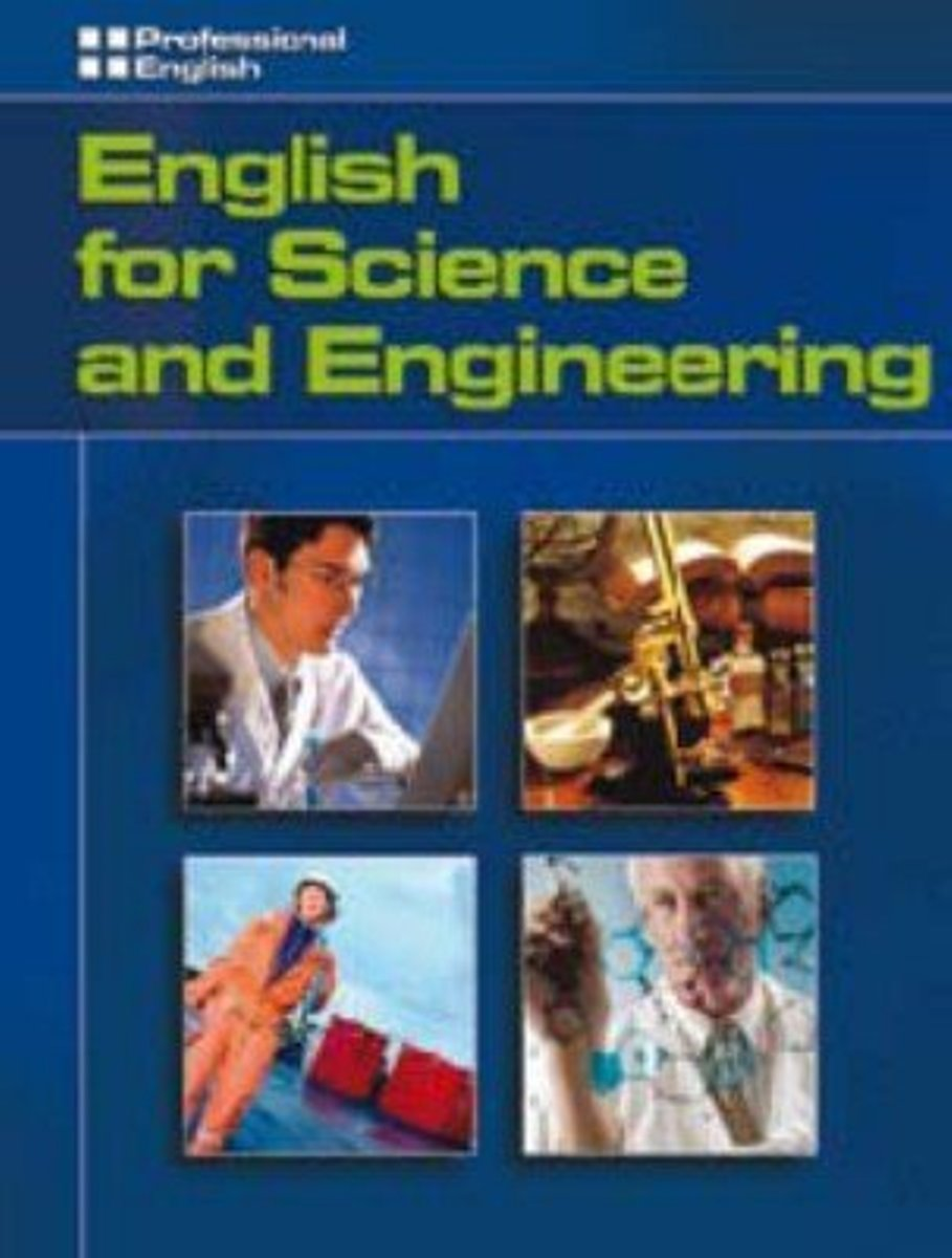 Professional English: English For Science & Engineering Audio CD(x1) clare antonia wilson jj moreton will total english pre interm 2nd wb key audio cd