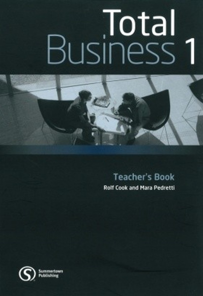 Total BusinEssential 1 Pre-Intermediate Teacher's Book total english pre intermediate students book dvd rom