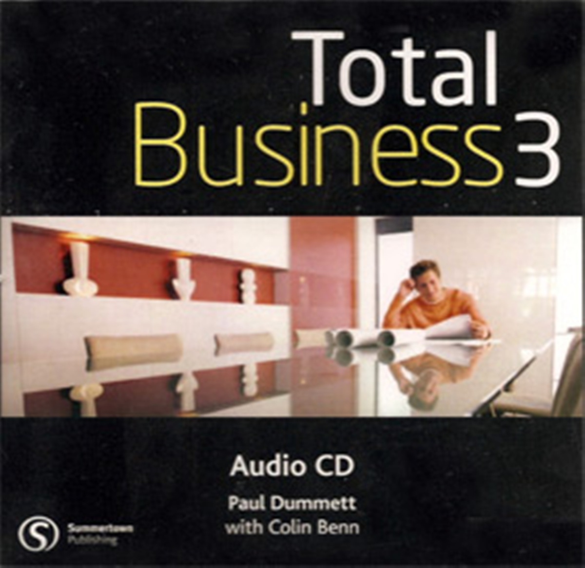 Total BusinEssential 3 Upper-Intermediate Class Audio CD(x1) cambridge english business benchmark upper intermediate business vantage student s book