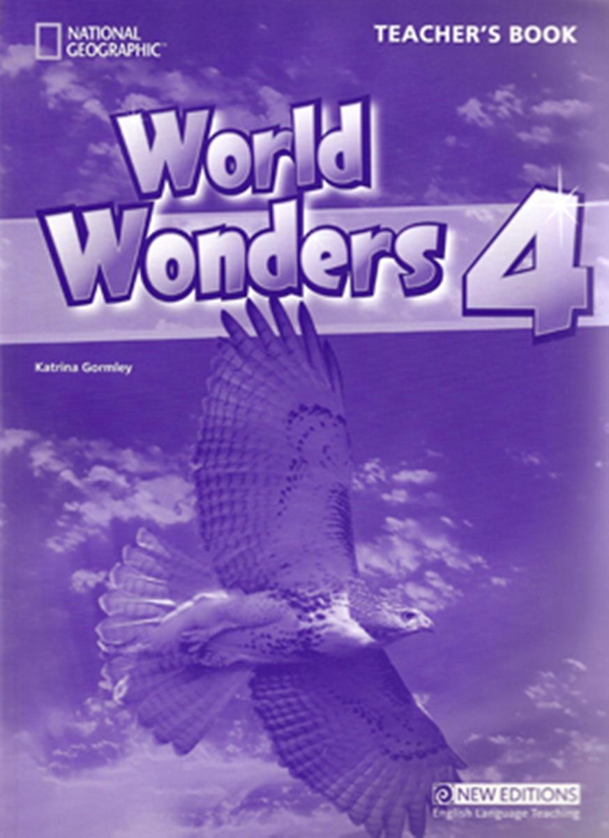 World Wonders 4 Teachers Book