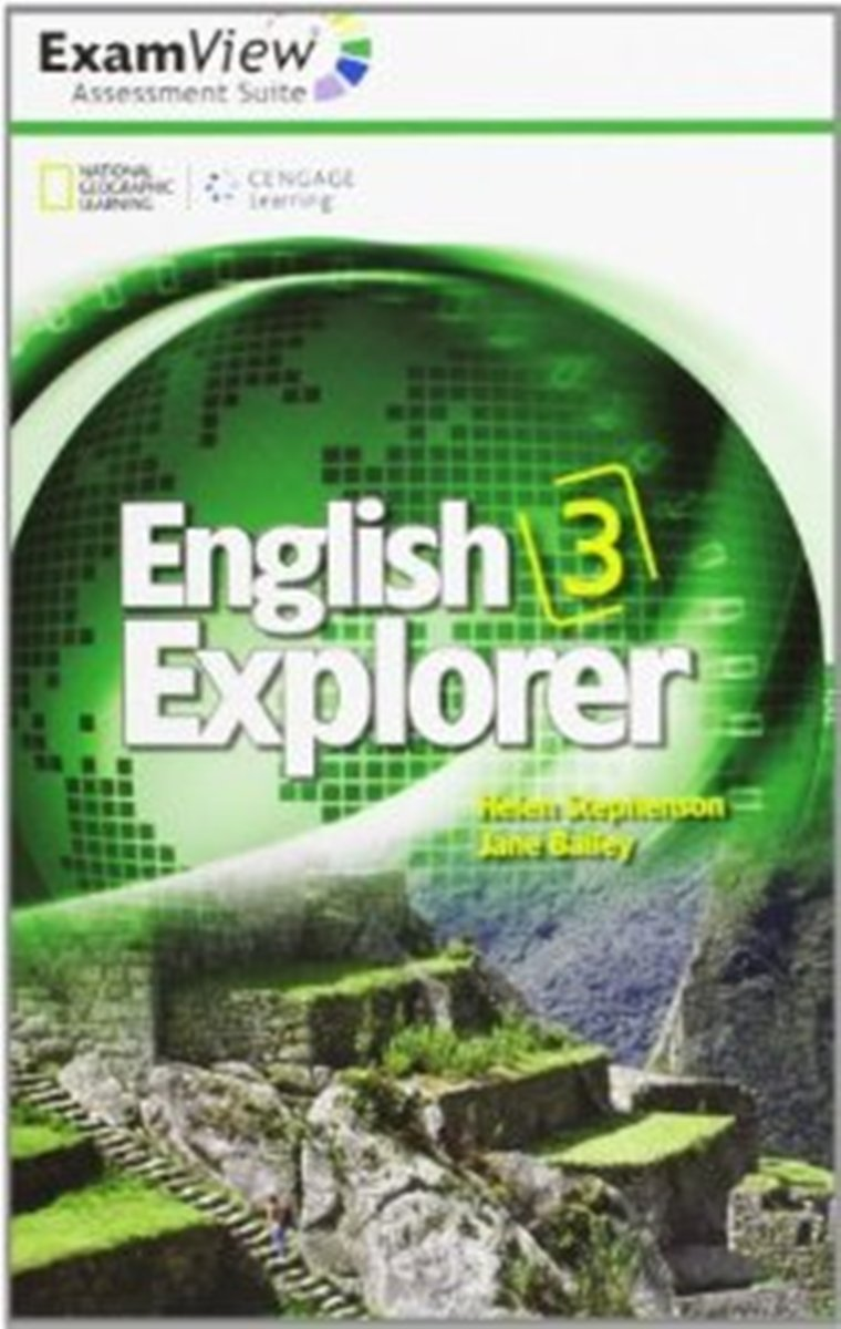 English Explorer 3 ExamView CD-ROM(x1) sanwa button and joystick use in video game console with multi games 520 in 1