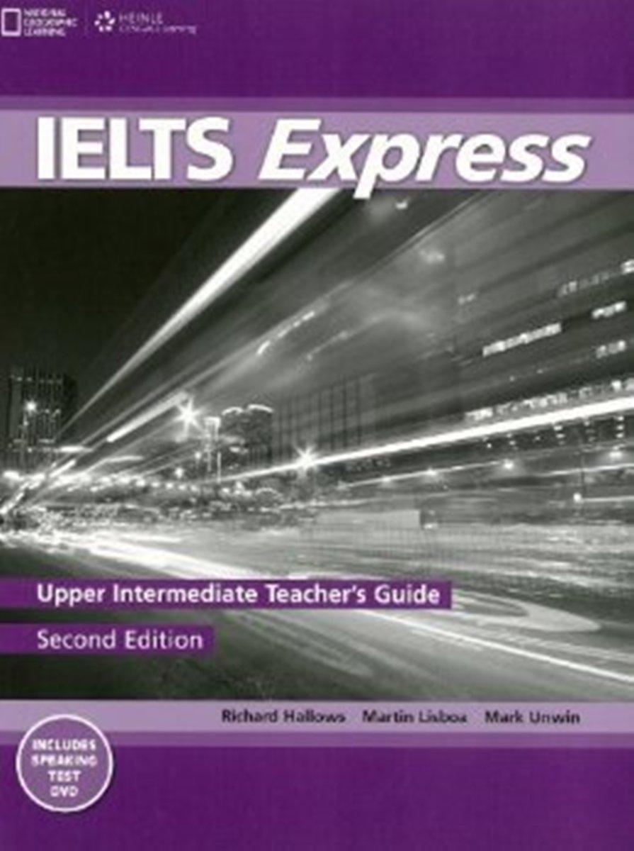 IELTS Express Upper Intermediate Teacher's Guide + DVD ready for fce upper intermediate teacher s book