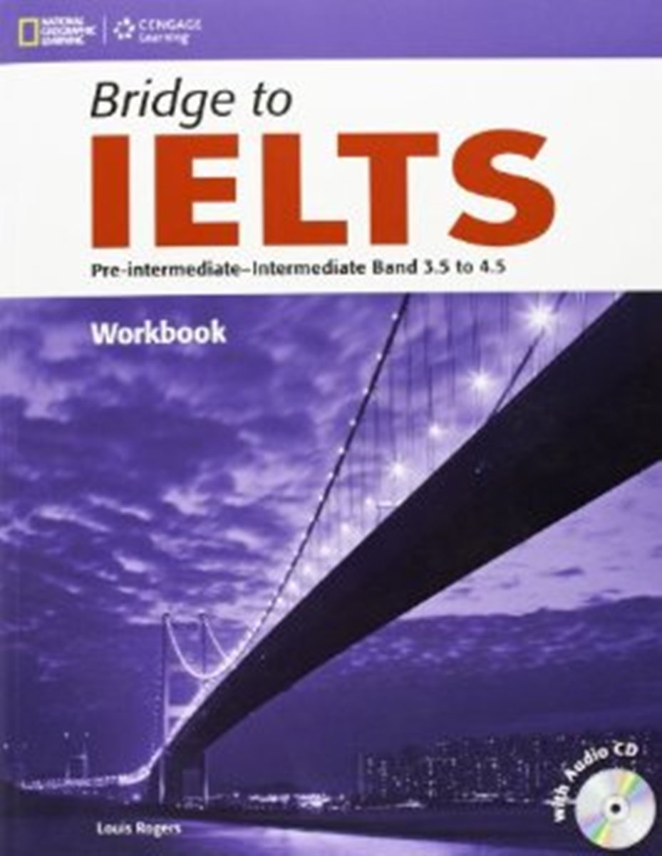 Bridge to IELTS Workbook w / Audio CD american more level 3 workbook with audio cd