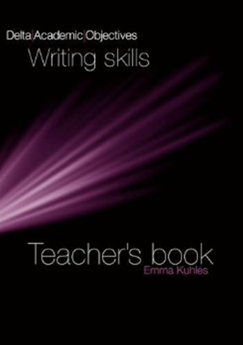 Delta Academic Objectives: Writing Skills Teacher's Book michael mccarthy felicity o dell english collocations in use intermediate
