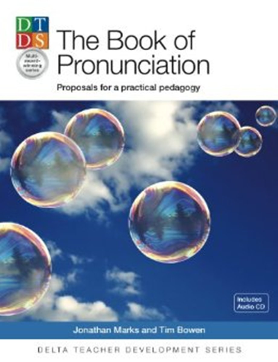 Delta Teacher Development Series: The Pronunciation Book how to teach pronunciation cd
