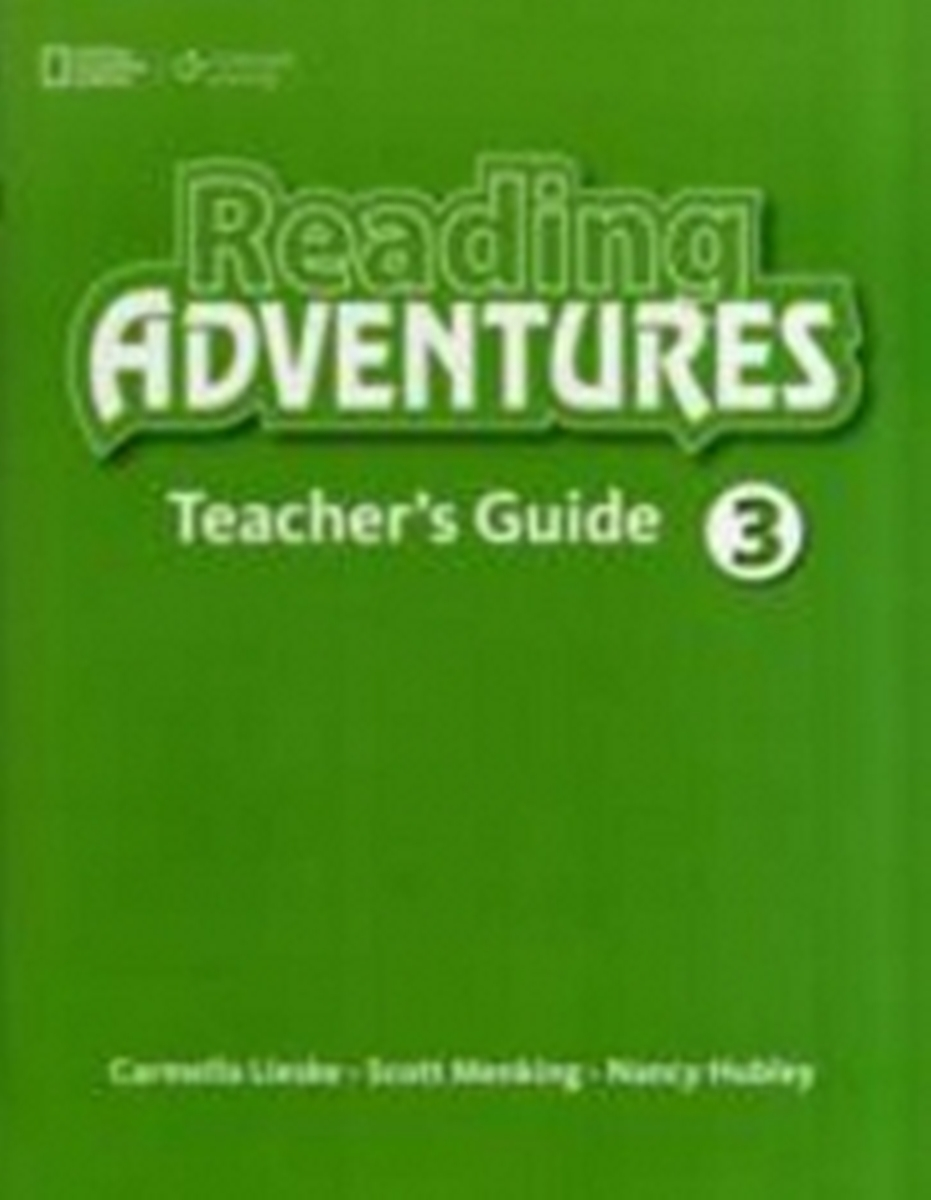 Reading Adventures 3 Teacher's Guide фен parlux parlux 3500 supercompact ceramic ionic red