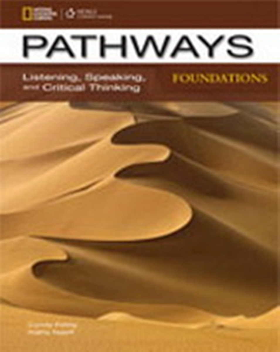 Pathways Listening and Speaking Intro ExamView CD-ROM listening