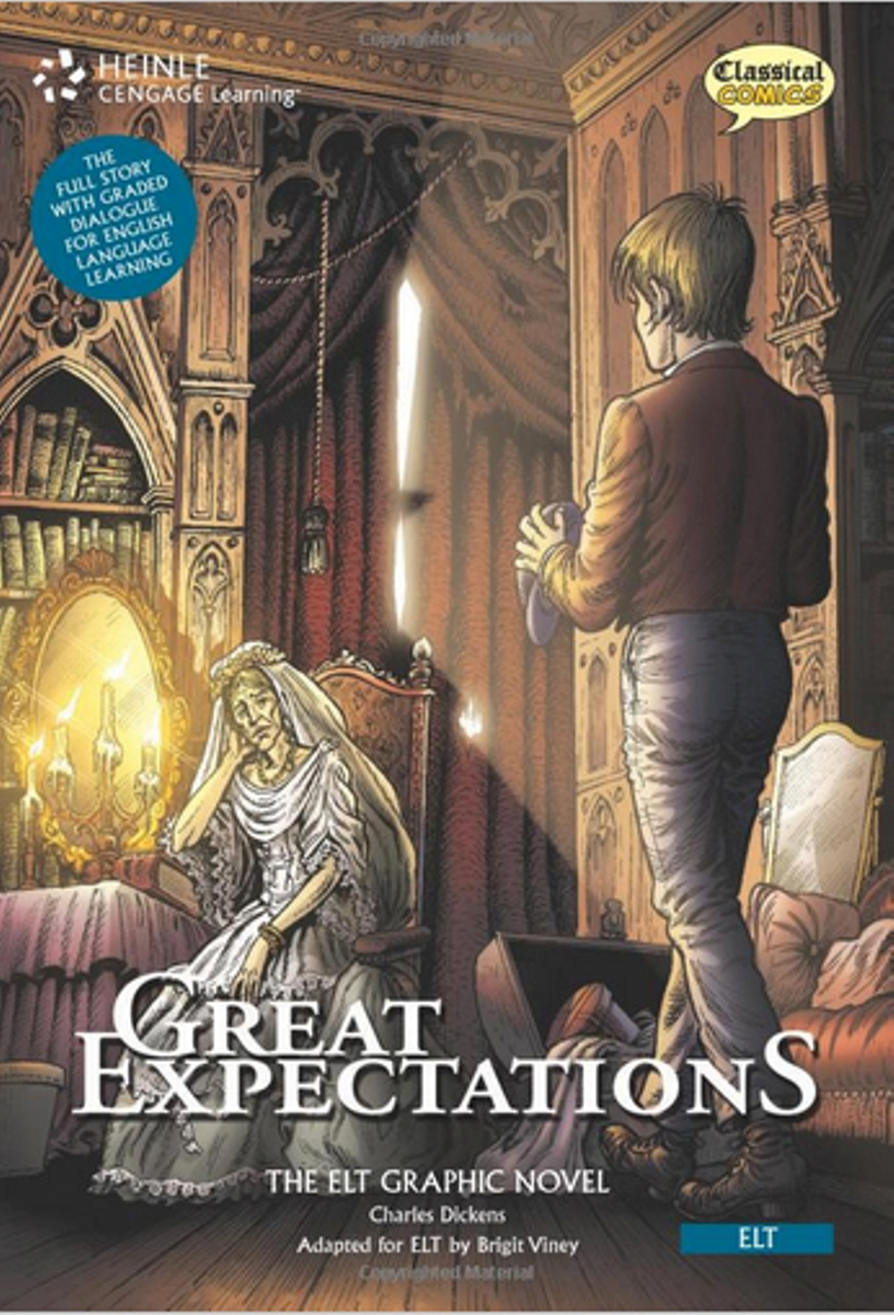 Comics: Great Expectations [Book with Audio CD(x3)] karin kukkonen studying comics and graphic novels