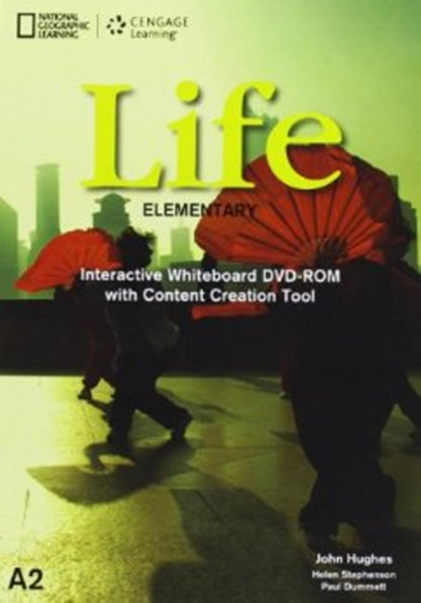 Life Elementary Interactive Whiteboard CD-ROM driven to distraction